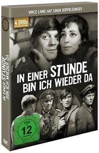 UNO-1-H-ORA-SONO-WIEDER-DA-ungherese-Serie-TV-4-Box-DVD-Nuovo