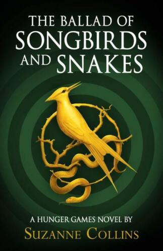 The Ballad of Songbirds and Snakes - Suzanne