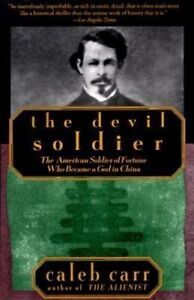 The Devil Soldier, By Carr, Caleb,in Used but Acceptable condition