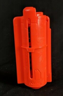 Nerf Vortex 10 Disc Clip Ammo Orange Magazine Cartridge