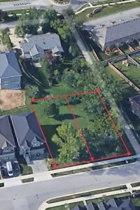 Building Lots for Sale in Ancaster Meadowlands
