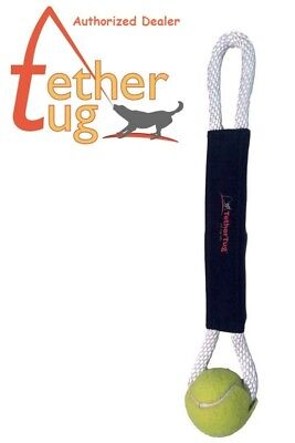Tether Tug Tennis Ball Toy Outdoor Replacement Rope for Uber XL L Med -