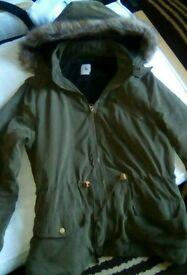 Ladies coats x3