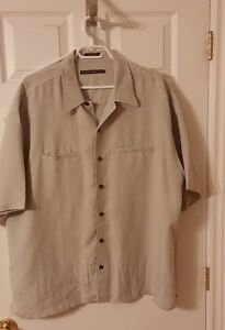 New Edition Short Sleeve Beige - XL - excellent condition