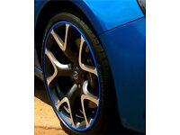 Alloy wheel guard Corsa Astra Adam VXR SRI CDTI Insignia Signum GSI