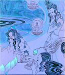 Soul of Tokyo Anime Cel & Goodies