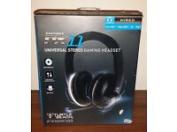 Turtle Beach Ear Force PX11 Wired Gaming Headset for PS4, PC/PS3/Xbox 360/xbox one