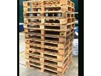 Pallets standard and euro