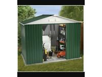 Wanted free or cheap metal garden shed