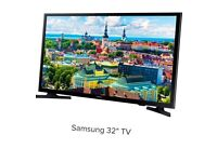 "Brand new still in the box 32"" Samsung Plasma TV Pick up only"
