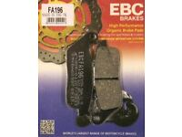 EBC FA196 Front Brake Pads For Triumph Bonneville T100 2002-15