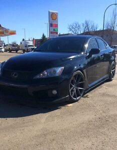 2008 Lexus isf, low miles, fully loaded with warranty