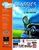 """Barrie Thunder Classics presents """"Classics in the Park"""""""