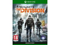 The division and black ops 3 xbox one