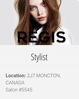 Regis Salon Trinity - Busy salon looking for new talents