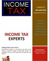 Personal and Self-Employed Tax Services
