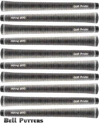 - Ten (10) Golf Pride Tour Velvet BCT Cord Standard Round Golf Grips-Mens/Men's