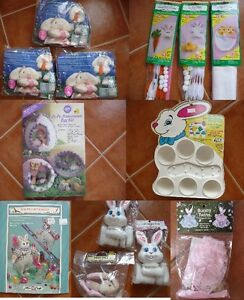 Variety of Brand New Easter Crafts