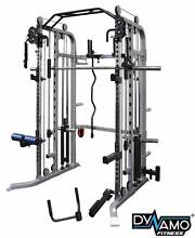 Commercial Grade Functional trainer /smith machine/half rack Malaga Swan Area Preview