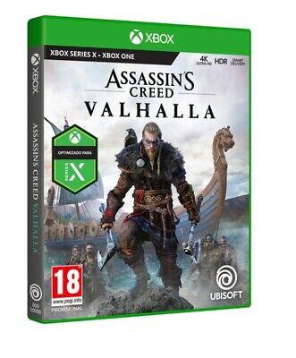 ASSASSIN'S CREED VALHALLA XBOX ONE (NO - CD)
