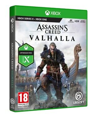 ASSASSIN'S CREED VALHALLA XBOX ONE / SERIES X (NO - CD)