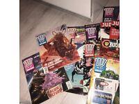 Judge Dredd & 7000 Ad Collection