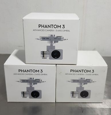 PHANTOM 3 advanced camera 3 Axis GIMBAL