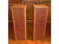 Vintage Tandberg Hi Fi speakers