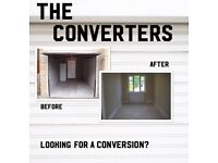 The Converters - Garage/Loft Conversions, Bathroom/Kitchen Renovations