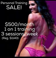 MOBILE PERSONAL TRAINING - I'LL COME TO YOU!