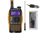 Handheld radio GT-3TP Mark-III Upgraded Version