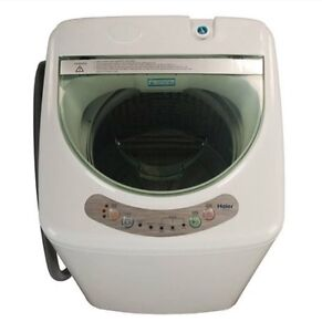 Apartment sized portable washing machine
