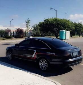 2010 Audi A6 S-Line Supercharge