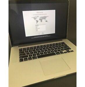 """Top of the line 2015 MacBook Pro 15"""" Retina"""
