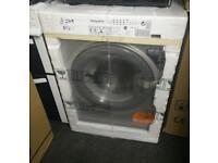 Brand New Hotpoint Washing Machine 8kg Graphite/grey