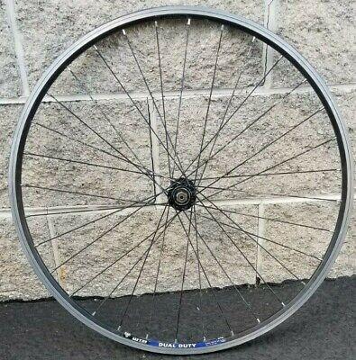 """WEINMANN DM30   48H---26/"""" x 1.75 SILVER BICYCLE RIM"""