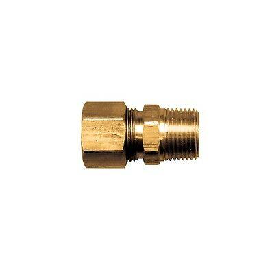 14 Tube Od Compression To 18 Male Npt Fitting Adapter Connector
