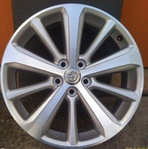 Wanted: Wanted , 4 X 19 inch alloy wheels off a Toyota /Lexus