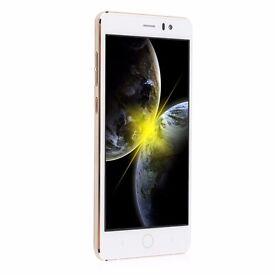 "X6 5.0"" TOUCH SCREEN SMART CELLPHONE DUAL CORE 1.3GHZ CAMERA WIFI BLUETOOTH"