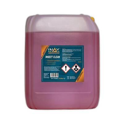 INOX® Insect Clean Insektenreiniger, 5L - Insektenentferner Autoreinigung