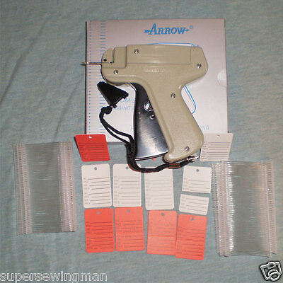 Clothing Price Label Tagging Tagger Gun Dennison Style 500 Barb50 Price Labels