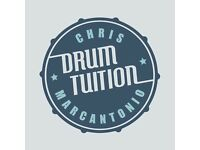 DRUM LESSONS - Chris Marcantonio