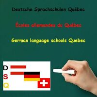 Cours d'allemand - German classes - Deutschkurse