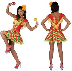 MENS & WOMENS COUPLES MEXICAN FANCY DRESS COSTUME ONE SIZE