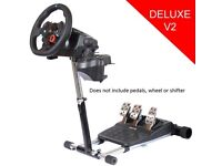 Logitech g29 steering wheel and pedals+Shifter and stand