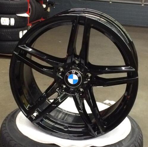 17 Inch Zwarte Gp Velgen Voor Bmw 3 Serie E46 E90 E91 M3