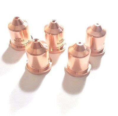 5 Pcs 220816 Fits Powermax 85 Nozzle 85 Amp After Market Consumable