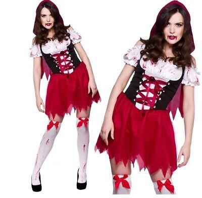- Little Dead Riding Hood Halloween Kostüm