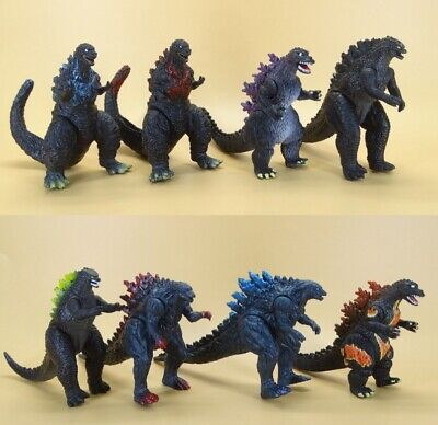 Toy Monsters (Godzilla 2 Movie King of the Monster 3.8