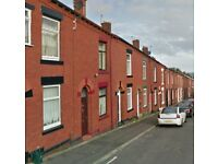 Ward Street, Oldham - 2 bed house for rent - no deposit needed